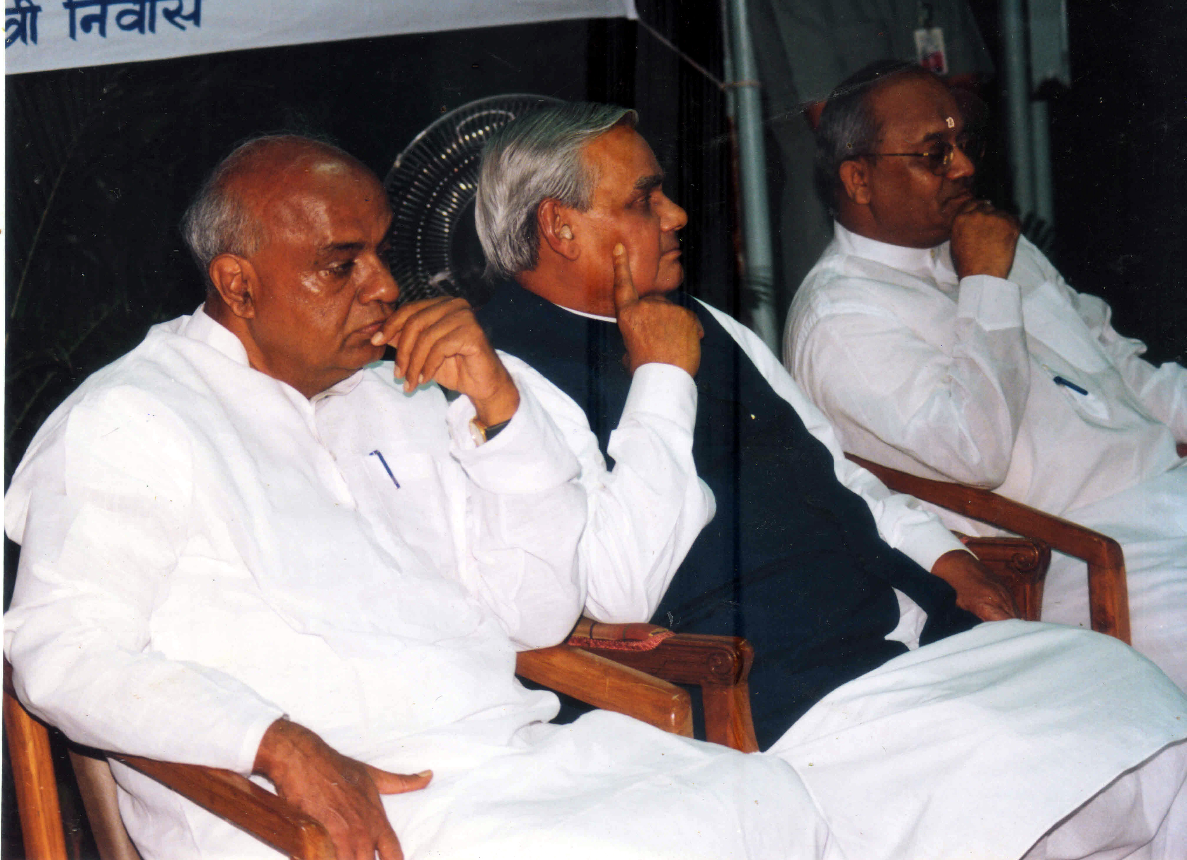 It was Atal ji's Hindi proficiency that helped him become PM'