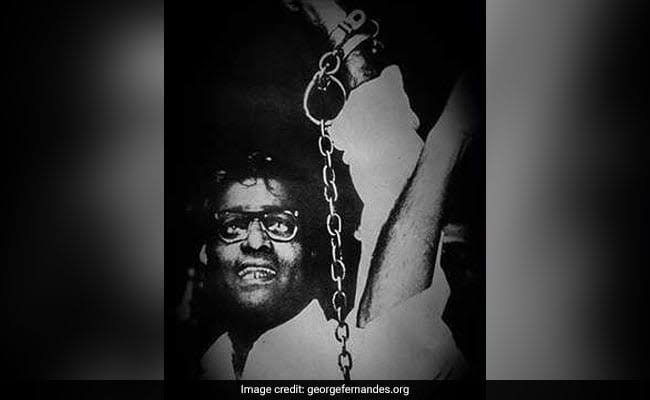 George Fernandes: Rebel with many a cause