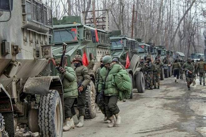Pulwama mastermind killed in encounter in J&K