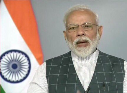 Modi flaunts space power, Oppn calls it drama