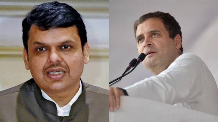 Devendra Fadnavis says Rahul Gandhi is speechless having high humour quotient