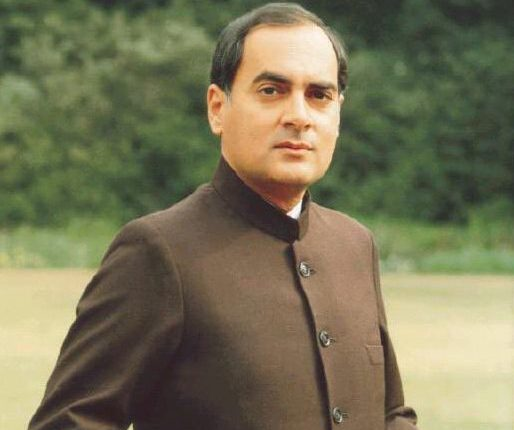 PM Modi honoured former Prime Minister Rajiv Gandhi on his 28th death anniversary