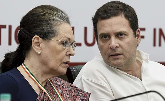 Congress has yet to announce result of resignation regarding Post of Rahul Gandhi's Presidency