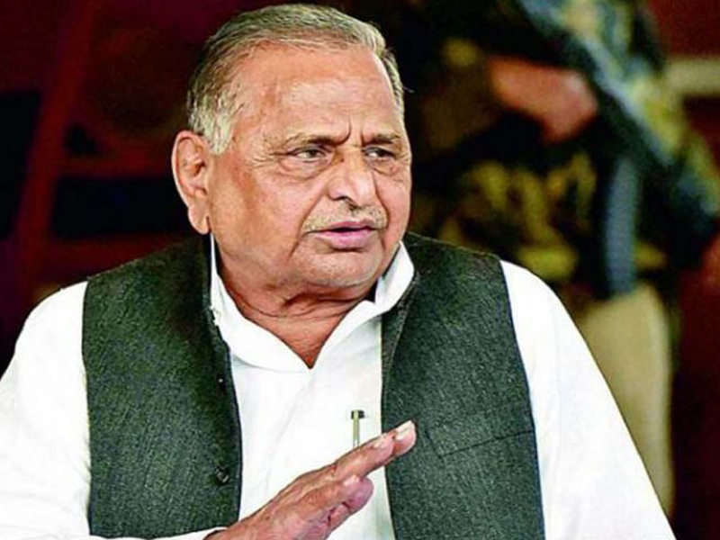 Mulayam Singh admitted to hospital citing poor health