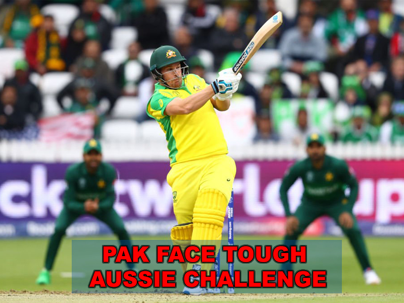 Aussie challenge awaits Pakistan ahead of crucial India tie