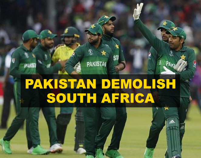 Gritty Pakistan overpower South Africa