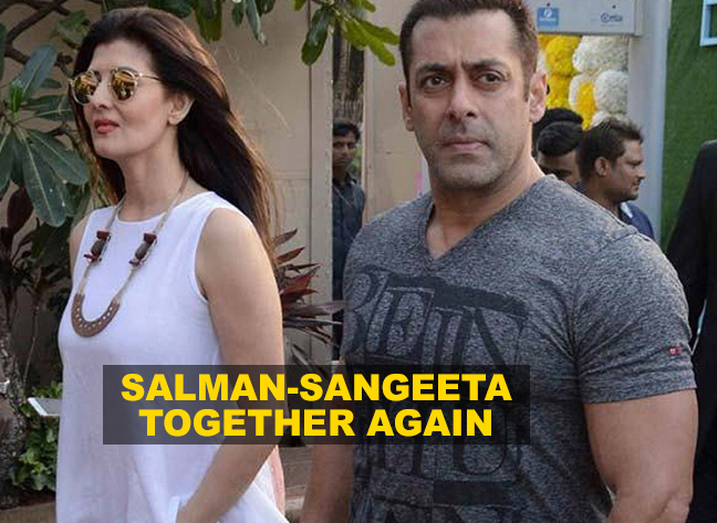 Salman and Sangeeta together after around 30 years