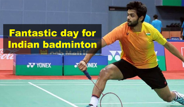 B. Sai Praneeth enters Japan Open semis