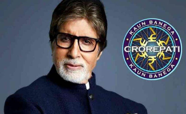 Big B comes up with yet another 'KBC' extravaganza