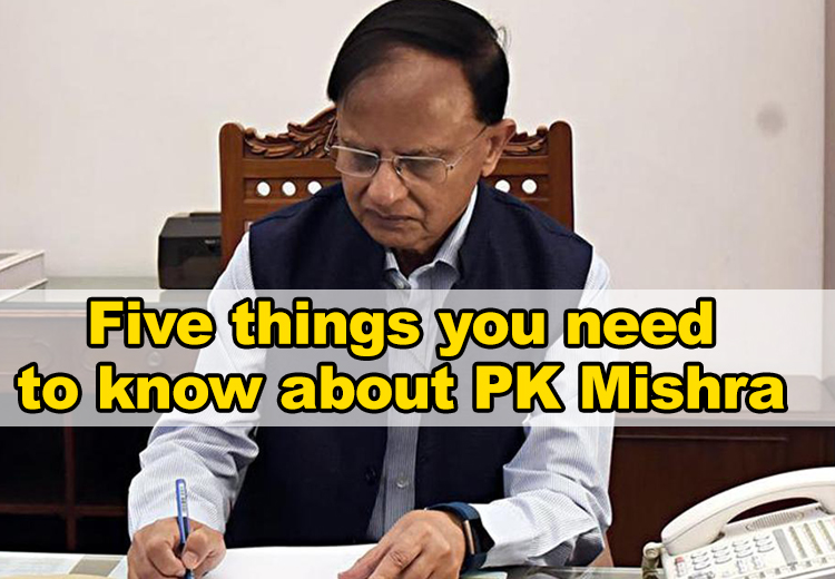 Five things to know about India's top bureaucrat PK Mishra