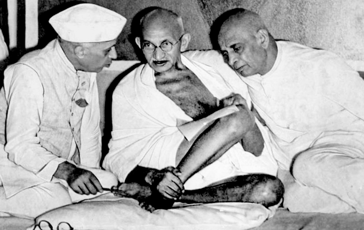 Why Gandhi was great