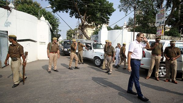UP Police arrest 77 people since Ayodhya Verdict