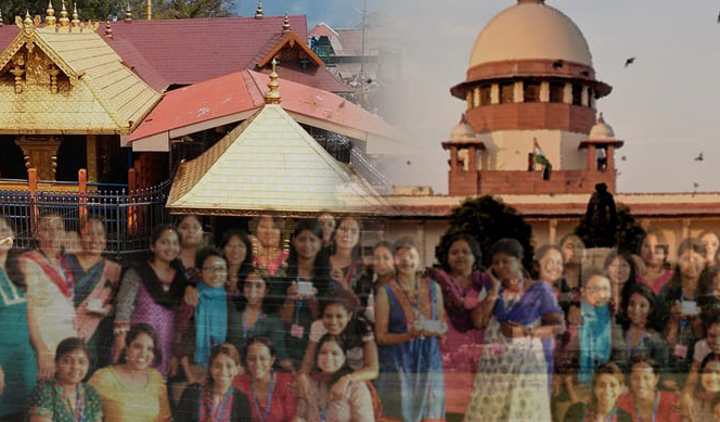 Supreme Court to pronounce Sabarimala verdict today