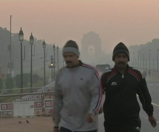 Delhi suffers coldest day in 22 years