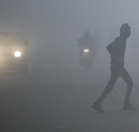 Delhi continue to shiver with chilli winters and cold waves