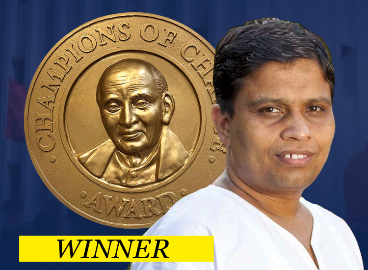 Acharya Balkrishna selected for Champions of Change Award 2019