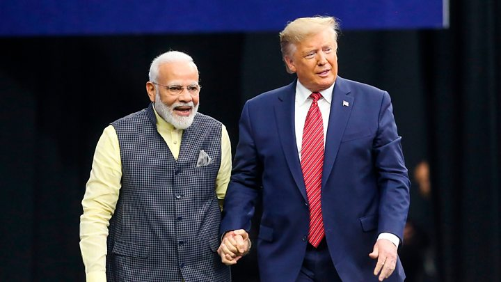 Mega Event featuring Donald Trump and PM Modi to be called 'Namaste Trump'