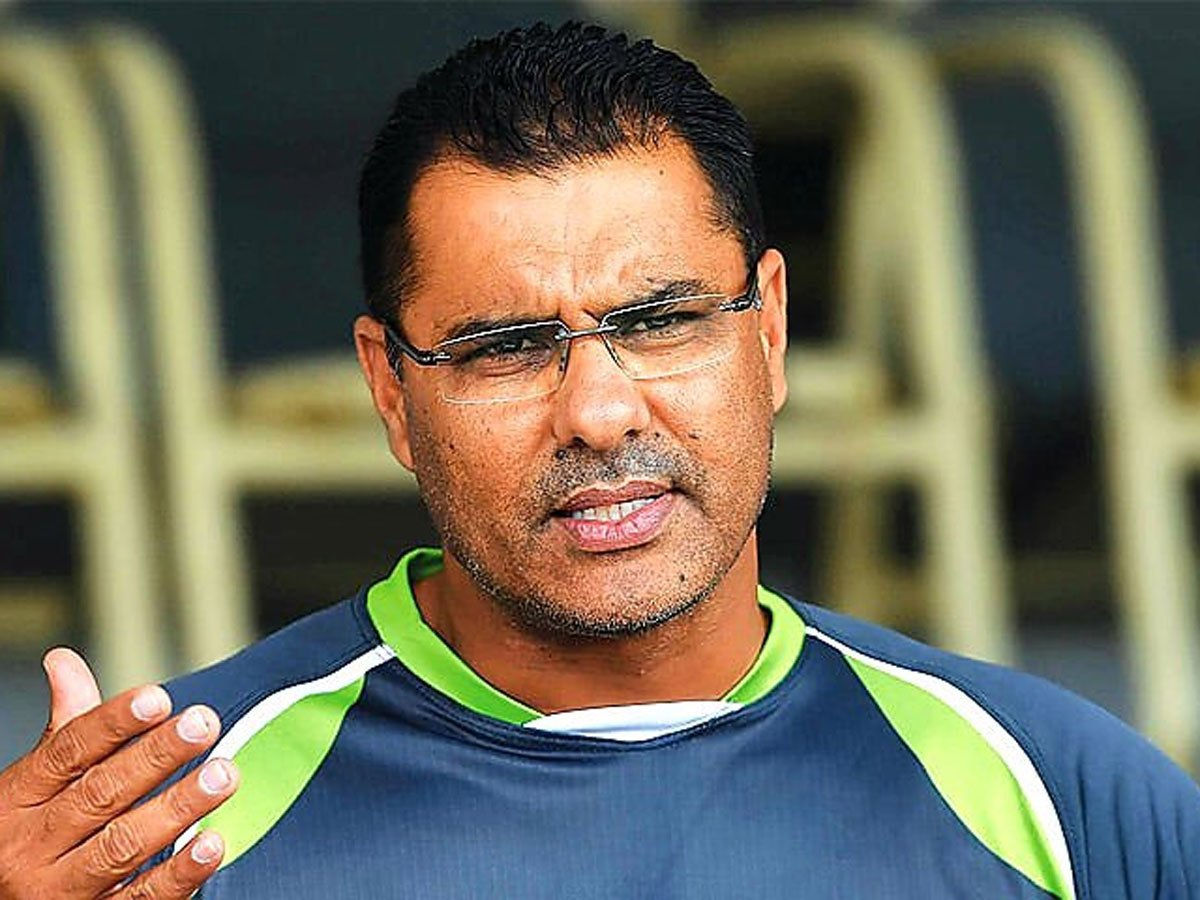 Can have closed door matches after 6 months, situation not right now: Waqar Younis