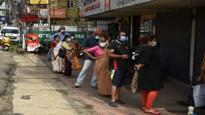Covid-19 latest update: India record 6,535 new coronavirus cases in 24 hours