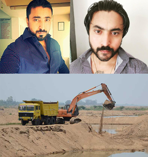Sand mafia busted, threatening to kill the editor who carried out the sting operation