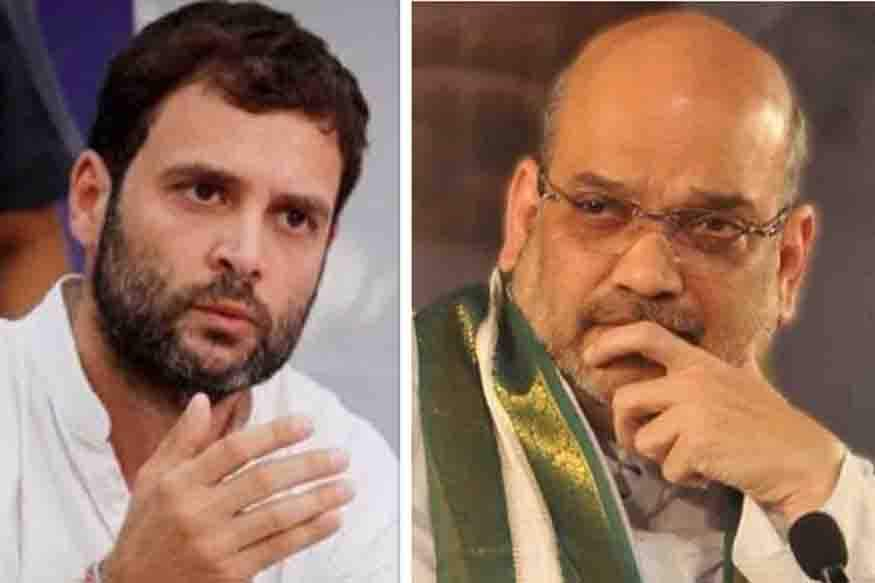 'You say what China and Pakistan like': Amit Shah attacks Rahul Gandhi