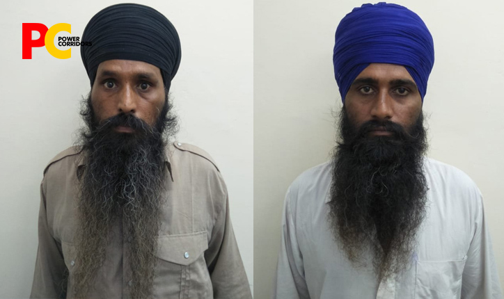 Two Babbar Khalsa terrorists held in Delhi