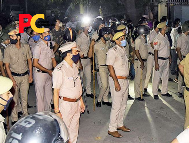Family kept out as raped girl cremated in Hathras