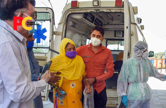 Coronavirus cases in India cross 67 lakh mark