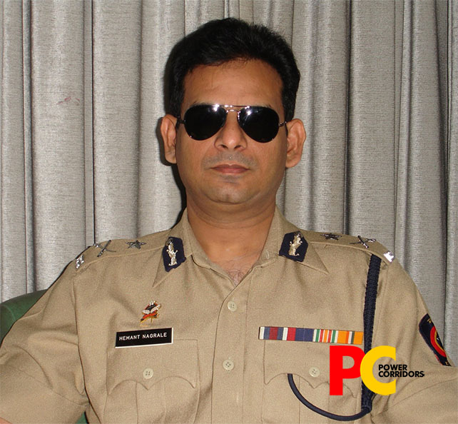 Hemant Nagrale appointed Commissioner of Mumbai Police