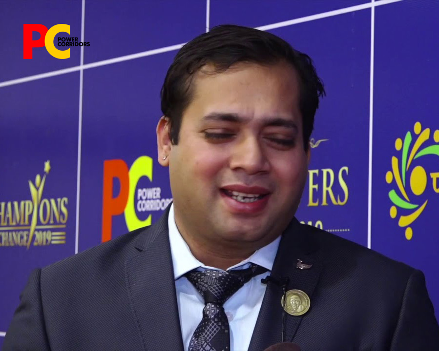 Sky is the limit for leading Entrepreneur Ajay Harinath Singh