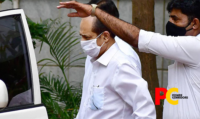 Antilia Bomb Scare Case: Vaze wanted to regain his clout, says NIA chargesheet