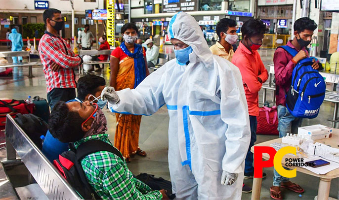 With slight dip in Covid-19 cases, India records 28,951 new infections in 24 hours