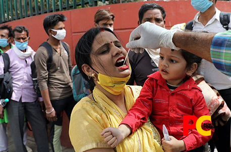 Covid-19 latest: India records 35,662 new cases in 24 hours