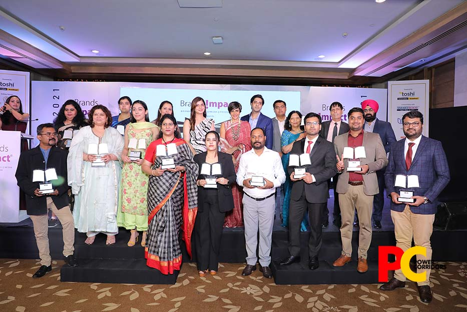 Brands Impact Organized National Service Excellence Awards 2021