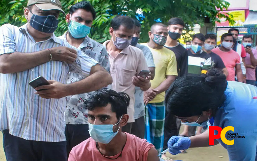 India records 22,842 new Covid-19 cases in 24 hours